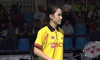 高桥沙也加VS妮查恩 2013澳洲公开赛 女单决赛视频