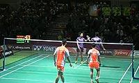 法蒂拉赫/安格莱尼VS刘雨辰/黄东萍 2013澳洲公开赛 混双半决赛视频