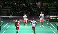 刘雨辰/黄东萍VS基多/皮娅 2013澳洲公开赛 混双1/4决赛视频