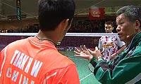 田厚威VS李宗伟 2013澳洲公开赛 男单半决赛视频