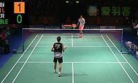 谌龙VS茨维布勒 2013德国公开赛 男单1/4决赛视频