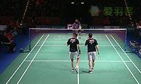 金基正/金沙朗VS金德沃克/舍特勒 2013德国公开赛 男双1/4决赛视频