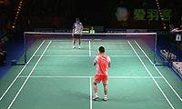 乔斌VS黄永棋 2013德国公开赛 男单1/4决赛视频