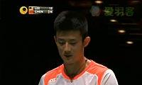 谌龙VS李宗伟 2013全英公开赛 男单决赛明仕亚洲官网