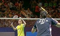 因达农VS内维尔 2013全英公开赛 女单半决赛明仕亚洲官网