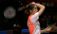 内维尔VS王适娴 2013全英公开赛 女单1/4决赛明仕亚洲官网
