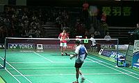李宗伟VS巴特 2013澳洲公开赛 男单资格赛视频