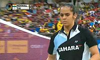 戴资颖VS内维尔 2013马来公开赛 女单半决赛视频