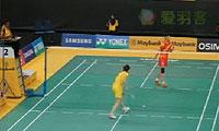 姚雪VS邓旋 2013马来公开赛 女单1/4决赛视频