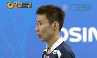 李宗伟VS胡赟 2013韩国公开赛 男单1/4决赛视频