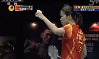 李雪芮VS王适娴 2012世界羽联总决赛 女单决赛明仕亚洲官网