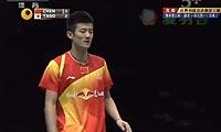 谌龙VS田儿贤一 2012世界羽联总决赛 男单资格赛视频
