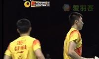 洪炜/沈烨VS云天豪/陈伟强 2012世界羽联总决赛 男双资格赛视频