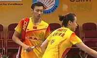 张楠/赵芸蕾VS尼尔森/佩蒂森 2012香港公开赛 混双半决赛视频