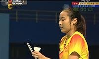 申克VS王仪涵 2012中国公开赛 女单1/4决赛视频
