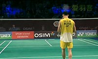 李宗伟VS刘国伦 2012丹麦公开赛 男单1/4决赛视频