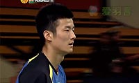 谌龙VS卡什亚普 2012印尼公开赛 男单1/16决赛视频