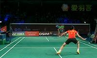 申克VS李雪芮 2012丹麦公开赛 女单1/4决赛视频