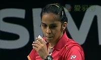 内维尔VS三谷美菜津 2012丹麦公开赛 女单1/8决赛视频