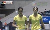 潘乐恩/谢影雪VS松尾静香/内藤真实 2012日本公开赛 女双决赛视频