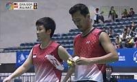 陈炳顺/吴柳萤VS雷扎/纳西尔 2012日本公开赛 混双决赛视频