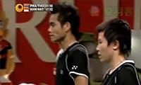苏吉特/莎拉丽VS艾哈迈德/纳西尔 2012印尼公开赛 混双决赛视频