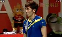 郑在成/李龙大VS鲍伊/摩根森 2012印尼公开赛 男双决赛视频