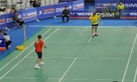约根森VS陈金 2012韩国公开赛 男单1/8决赛视频