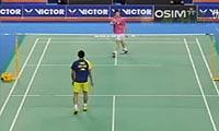 林丹VS李炫一 2012韩国公开赛 男单1/8决赛视频