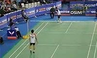 杜鹏宇VS西蒙 2012韩国公开赛 男单1/4决赛视频