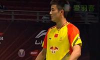 谌龙VS苏吉亚托 2013苏迪曼杯 男单资格赛视频