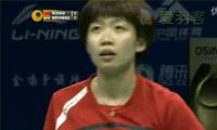 内维尔VS汪鑫 2011世界羽联总决赛 女单资格赛视频