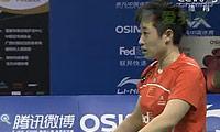 于洋/王晓理VS河贞恩/金旼贞 2011世界羽联总决赛 女双决赛视频