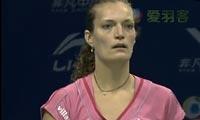 王仪涵VS鲍恩 2011世界羽联总决赛 女单资格赛视频