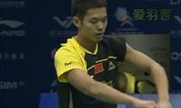 林丹VS谌龙 2011世界羽联总决赛 男单资格赛明仕亚洲官网