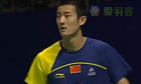谌龙VS西蒙 2011中国公开赛 男单半决赛视频