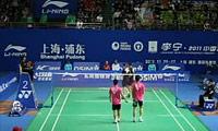 郑在成/李龙大VS爱德考克/埃利斯 2011中国公开赛 男双1/16决赛视频