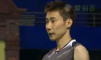 李宗伟VS田儿贤一 2011中国公开赛 男单1/8决赛视频