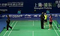 因达农VS王适娴 2011中国公开赛 女单1/8决赛视频