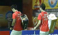 蔡赟/傅海峰VS郑在成/李龙大 2011香港公开赛 男双决赛视频