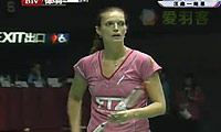 汪鑫VS鲍恩 2011香港公开赛 女单决赛视频