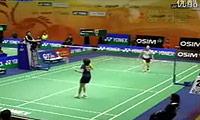 汪鑫VS成池铉 2011香港公开赛 女单1/16决赛明仕亚洲官网
