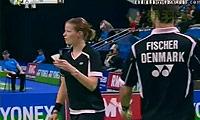 尼尔森/佩蒂森VS李龙大/河贞恩 2011法国公开赛 混双1/4决赛明仕亚洲官网