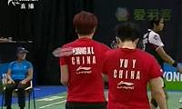 于洋/王晓理VS玛丽莎/美拉提 2011法国公开赛 女双1/4决赛明仕亚洲官网