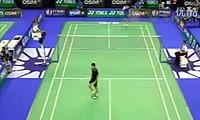 孙完虎VS阮天明 2011法国公开赛 男单1/8决赛视频