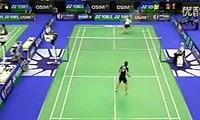 李雪芮VS内维尔 2011法国公开赛 女单1/4决赛视频