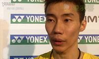 李宗伟:我很期待丹麦公开赛 2011丹麦羽毛球公开赛赛前访谈