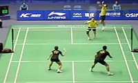 徐晨/马晋VS张楠/赵芸蕾 2011中国大师赛 混双1/4决赛视频