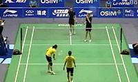 田卿/赵芸蕾VS佩蒂森/尤尔 2011中国大师赛 女双1/8决赛视频