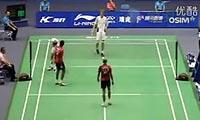 鲁佩什/萨纳维VS博世/雷德 2011中国大师赛 男双1/16决赛视频
